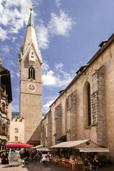 Torre Bianca e Chiesa di San Michele Arcangelo