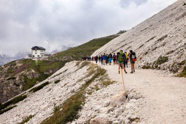 Trekking Lavaredo - Trentino Alto Adige