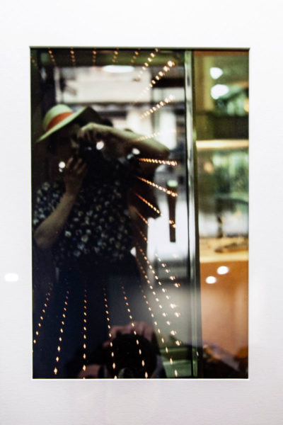Vivian Maier Autoritratto a colori