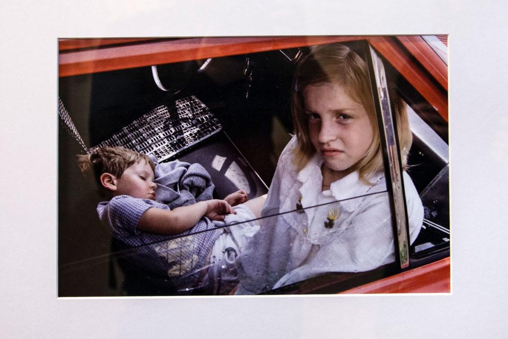 Vivian Maier - Le fotografie a colori