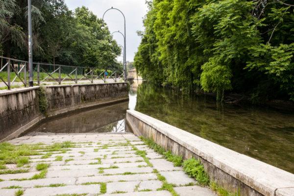 Area Verde di Milano - Ciclabile Naviglio della Martesana