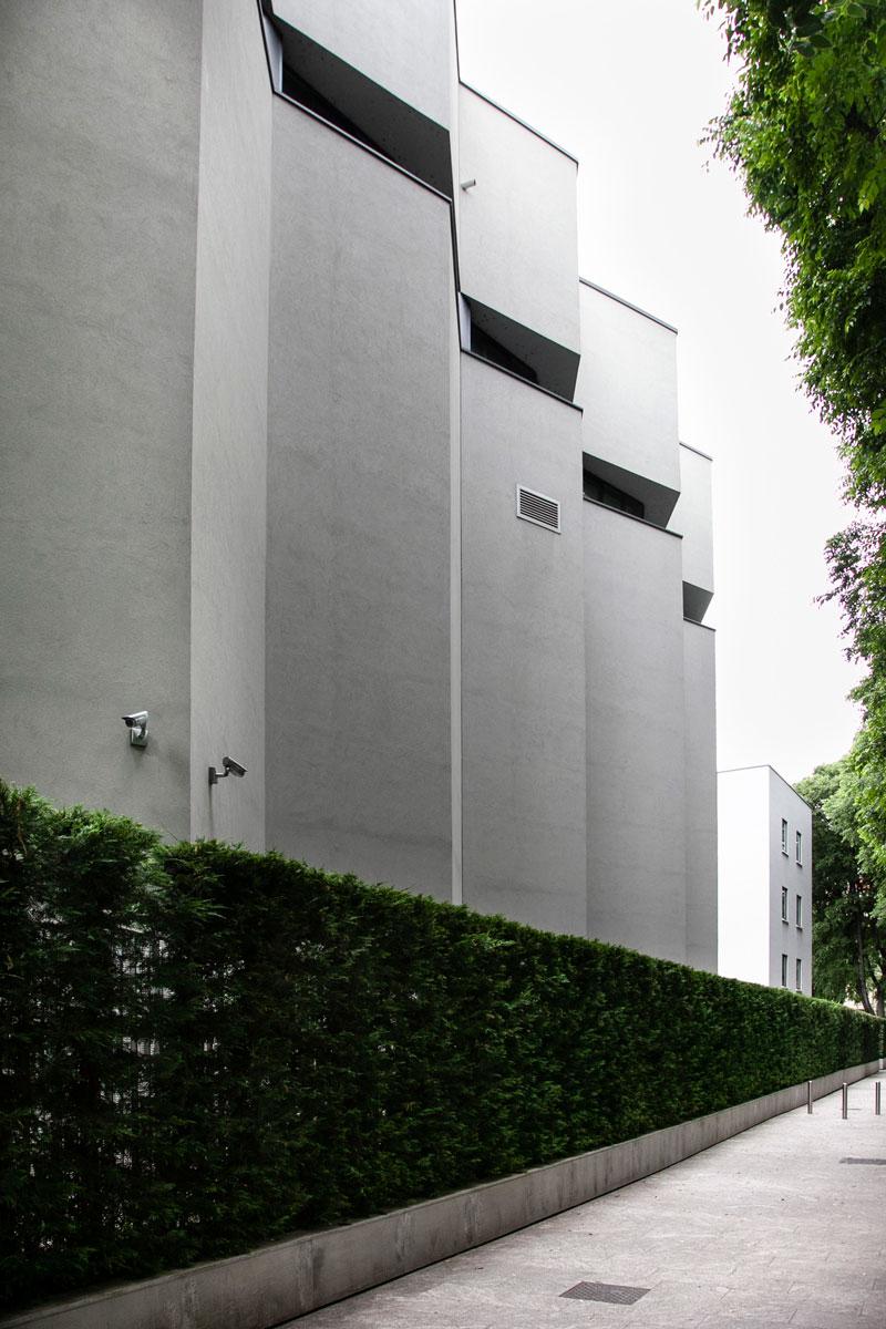 Armani Silos - Edificio per conservazione di cereali