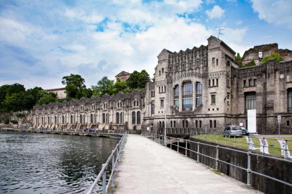Centrale Idroelettrica Taccani - Trezzo sull'Adda