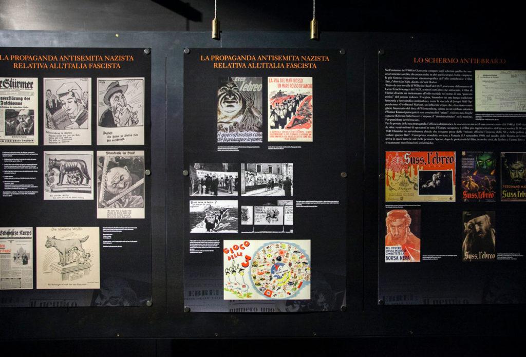 Copertine giornali di propaganda fascista