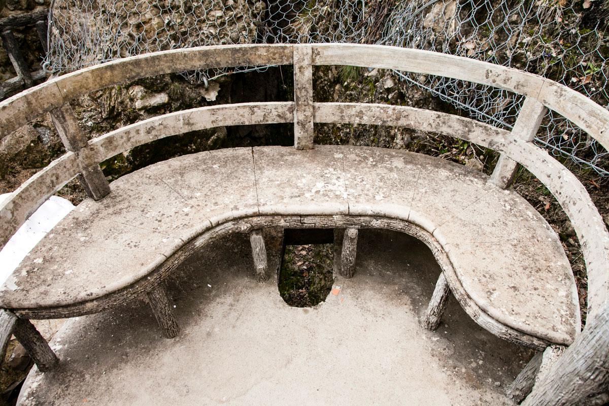 Cortile Pensile - Toilette all'Aria Aperta