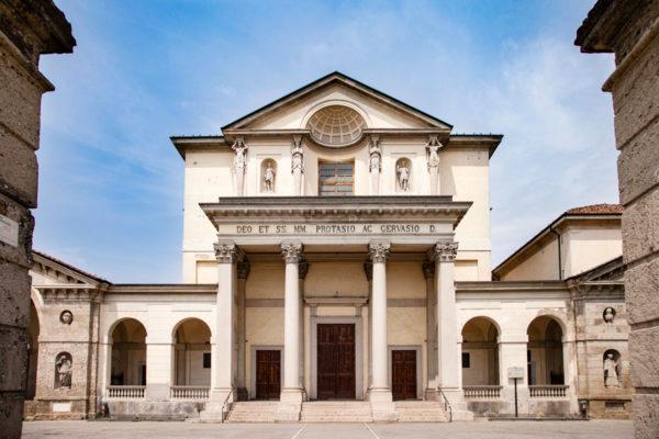 Gorgonzola - Chiesa dei Santi Protaso e Gervaso