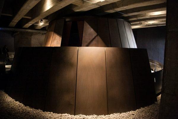 Luogo di Riflessione - Area senza simboli religiosi - Memoriale della Shoah