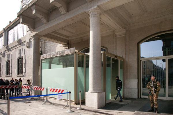 Memoriale della Shoah - Binario 21 alla stazione di Milano