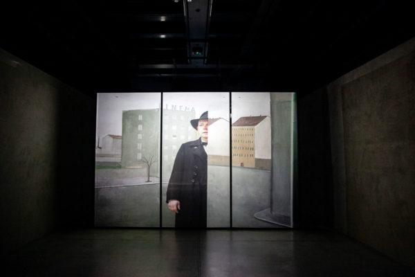 Paolo Ventura - Racconti Immaginari - Inizio della Mostra