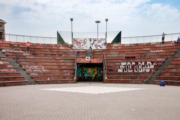 Parco della Martesana - Anfiteatro di Milano
