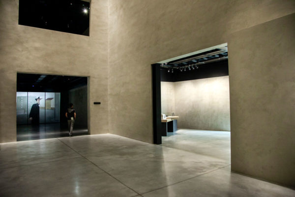Piano Terra Armani Silos - Biglietteria e Ingresso alla mostra Temporanea