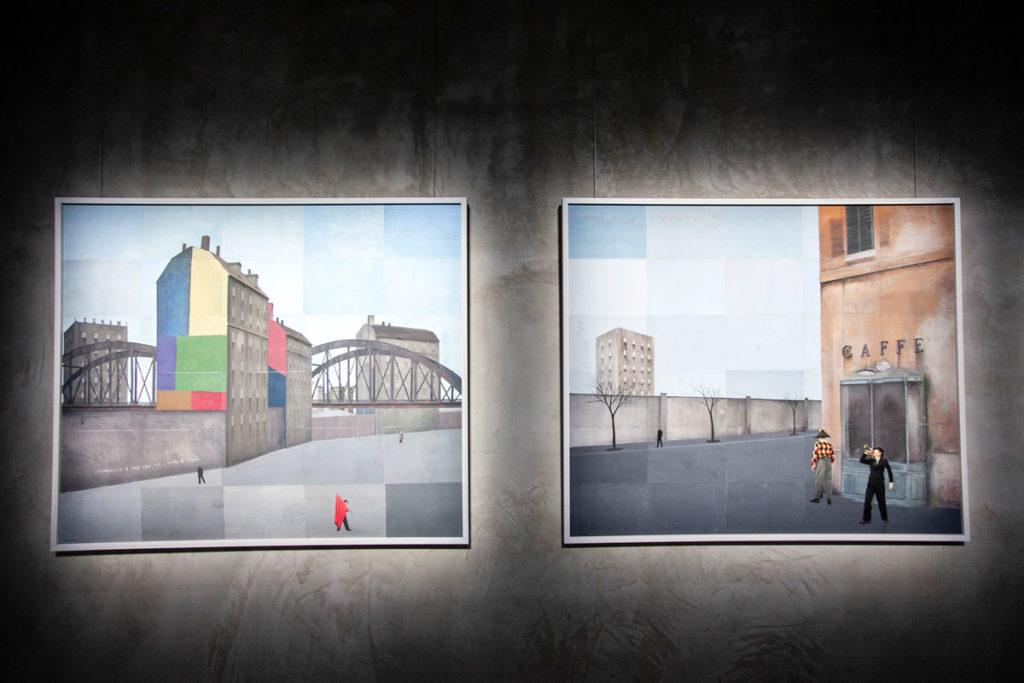 Scatti di La Città Infinita - Paolo Ventura