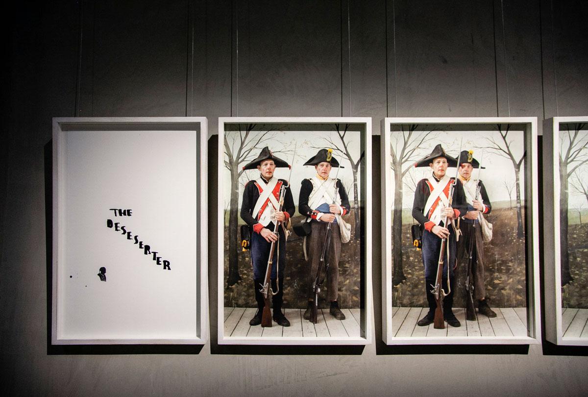 Short Stories - The deseserter - parte 1 - Paolo Ventura