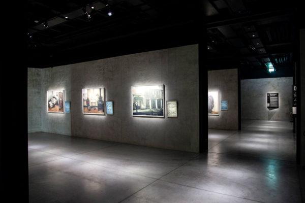 The Automaton - Automa di Paolo Ventura in Mostra ad Armani Silos