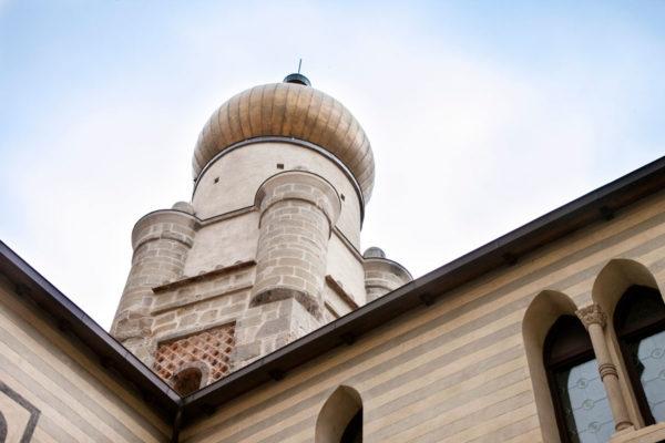 Torre dei piani nobili della Rocchetta Mattei