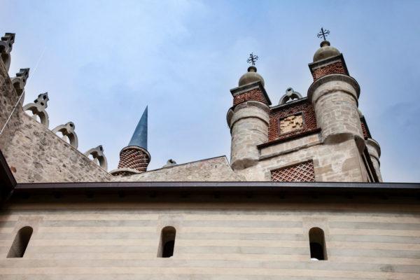 Torre dello studio del Conte