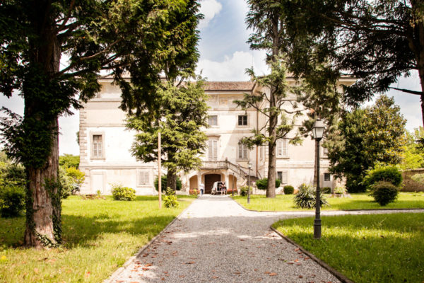 Villa Arcivescovile a Groppello - Cassano d'Adda