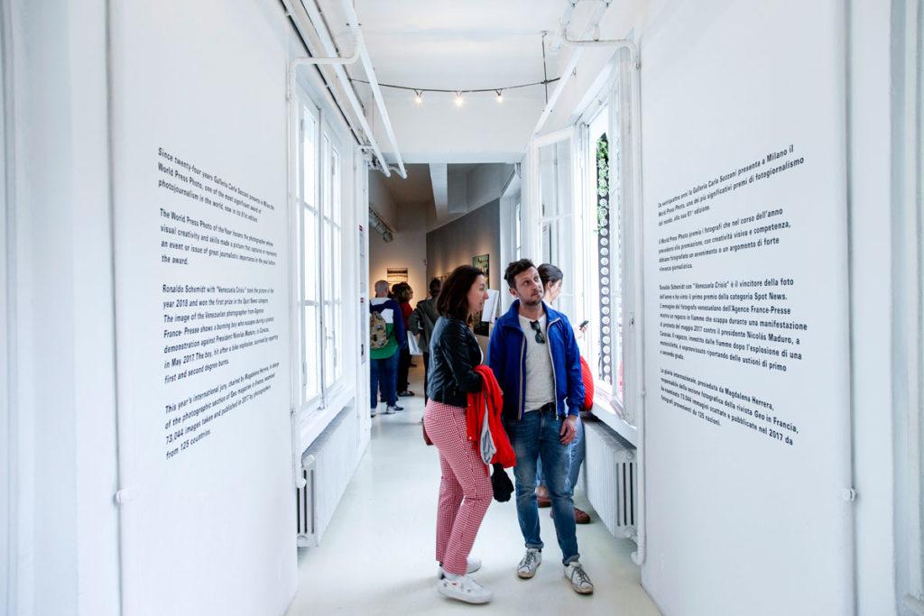 World Press Photo 2018 alla Galleria Carla Sozzani - Corso Como 10 - Milano