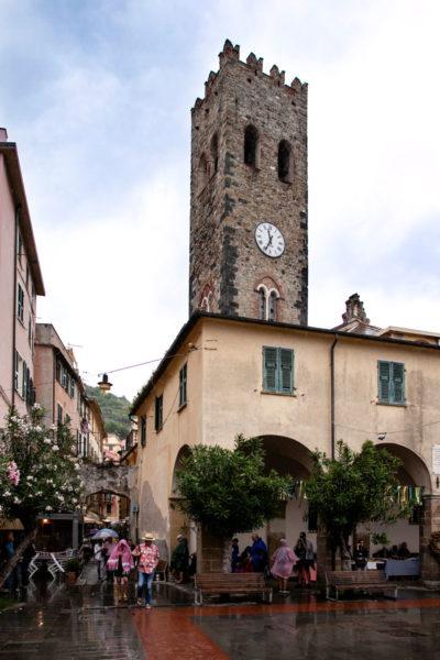 Campanile della Chiesa di San Giovanni Battista - Monterosso al Mare