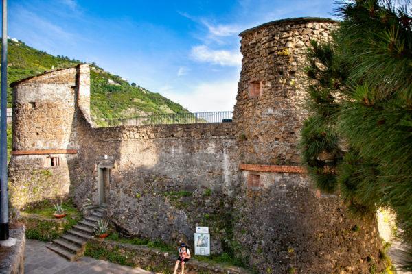Castello di Riomaggiore - Liguria