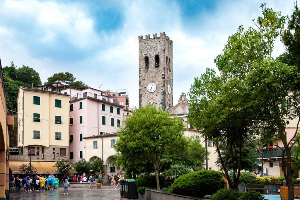 Centro Storico di Monterosso e Torre Campanaria