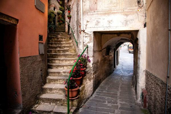 Centro storico di Riomaggiore - Le Cinque Terre