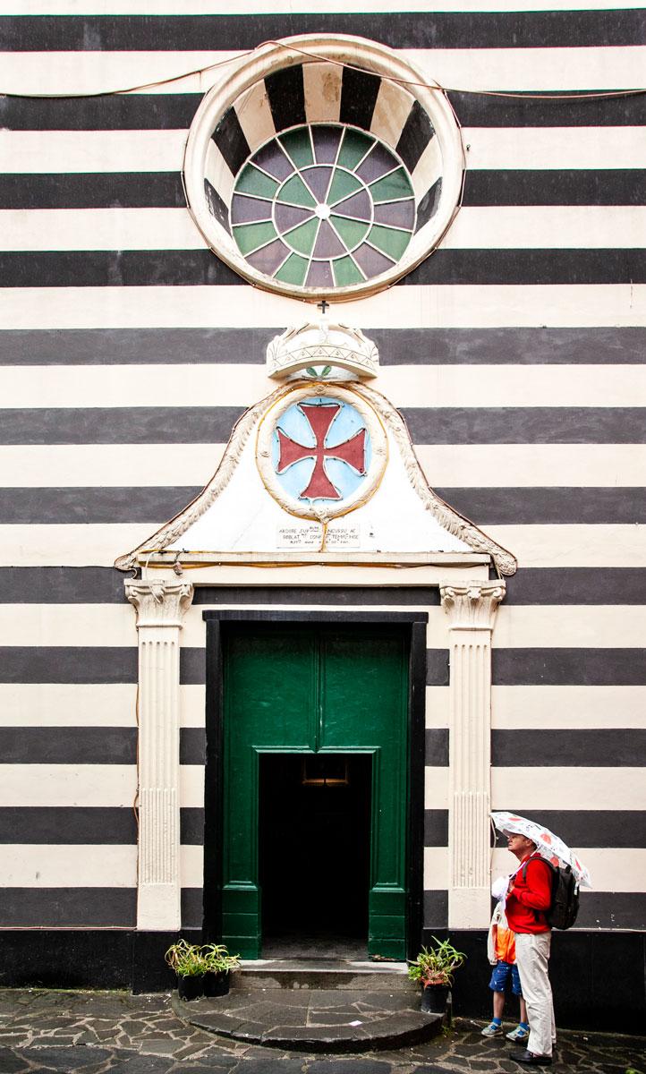 Chiesa di Monterosso al Mare