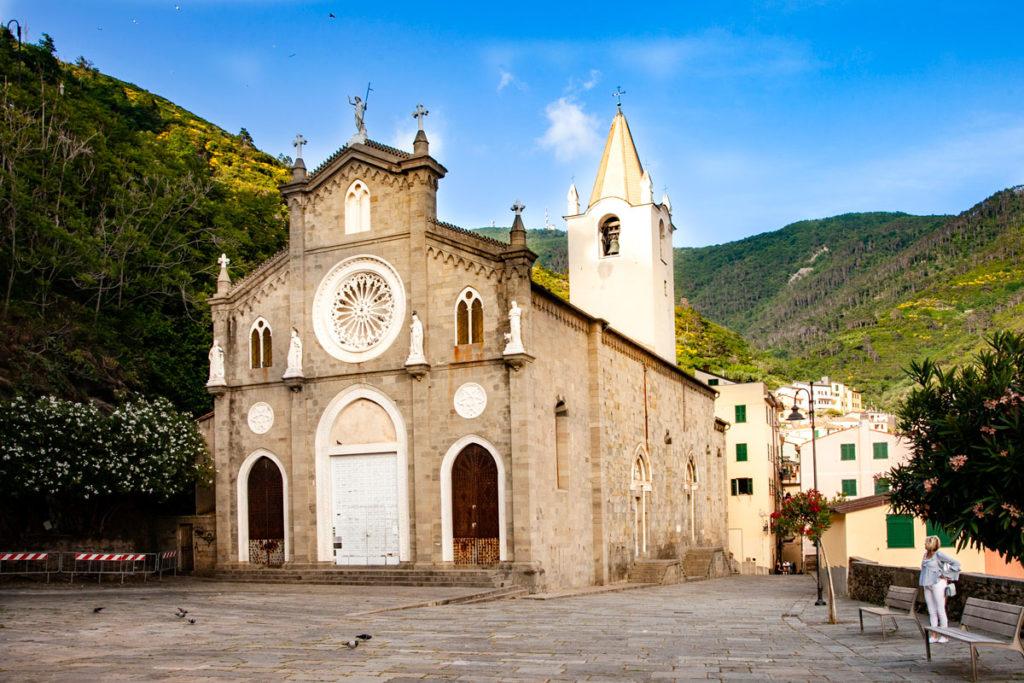 Chiesa di San Giovanni Battista - Facciata