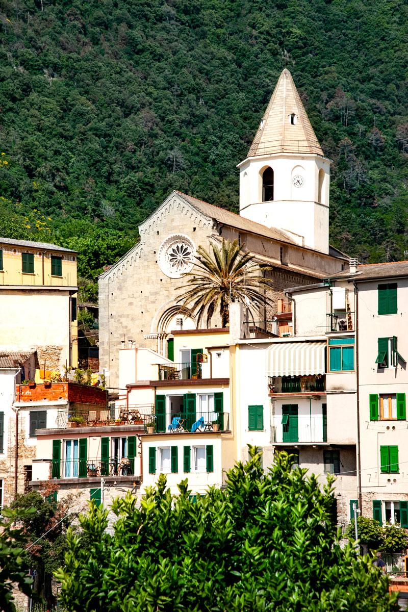 Chiesa di San Pietro a Corniglia - Cinque Terre