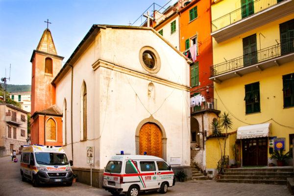 Chiesa di Santa Maria Assunta - Cosa Vedere a Riomaggiore