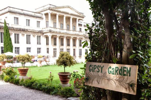 Gipsy Garden 2018 a Villa des Vergers