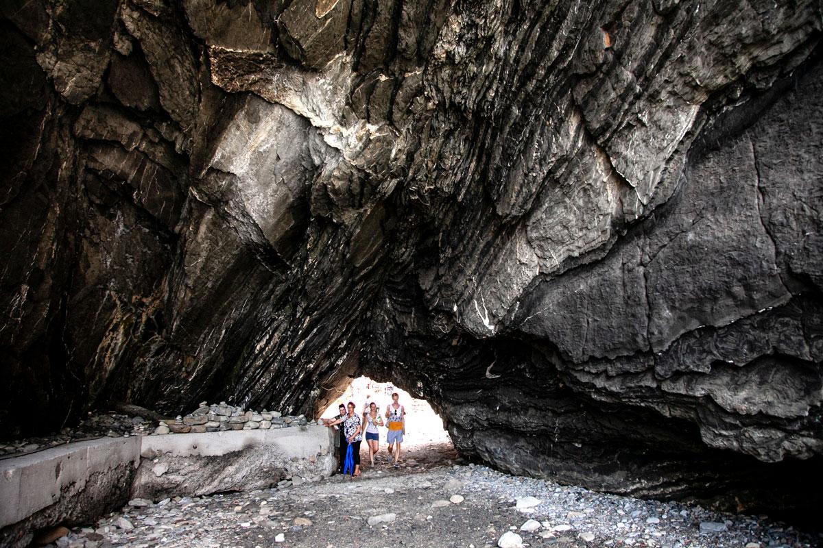 Grotta Rocciosa di Vernazza