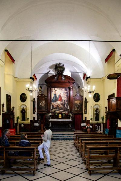 Interni di Chiesa di San Francesco