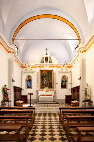 Oratorio dei disciplinati di Santa Caterina - Interni