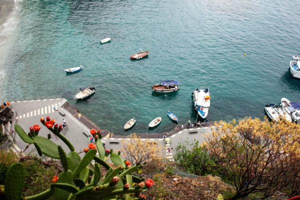 Porto di Monterosso al Mare - Cosa Vedere