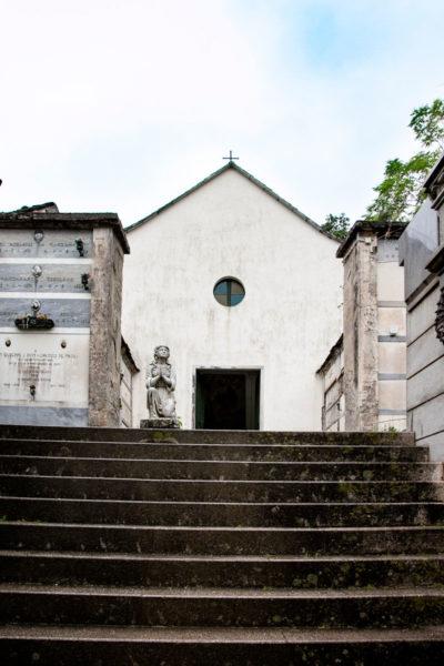 Scalinata del Cimitero di Monterosso al Mare