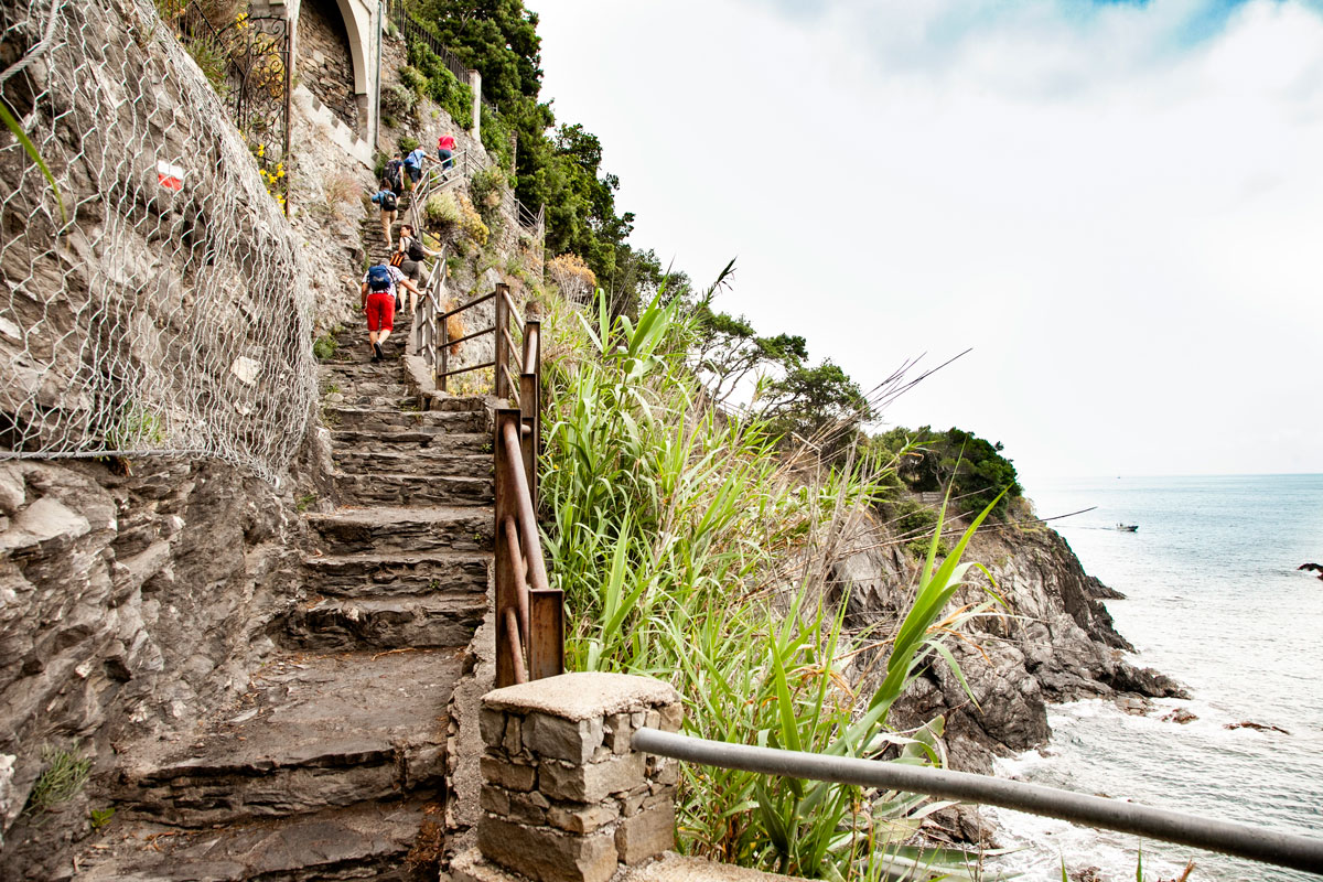 Sentiero Azzurro - Trekking tra Monterosso al Mare e Vernazza