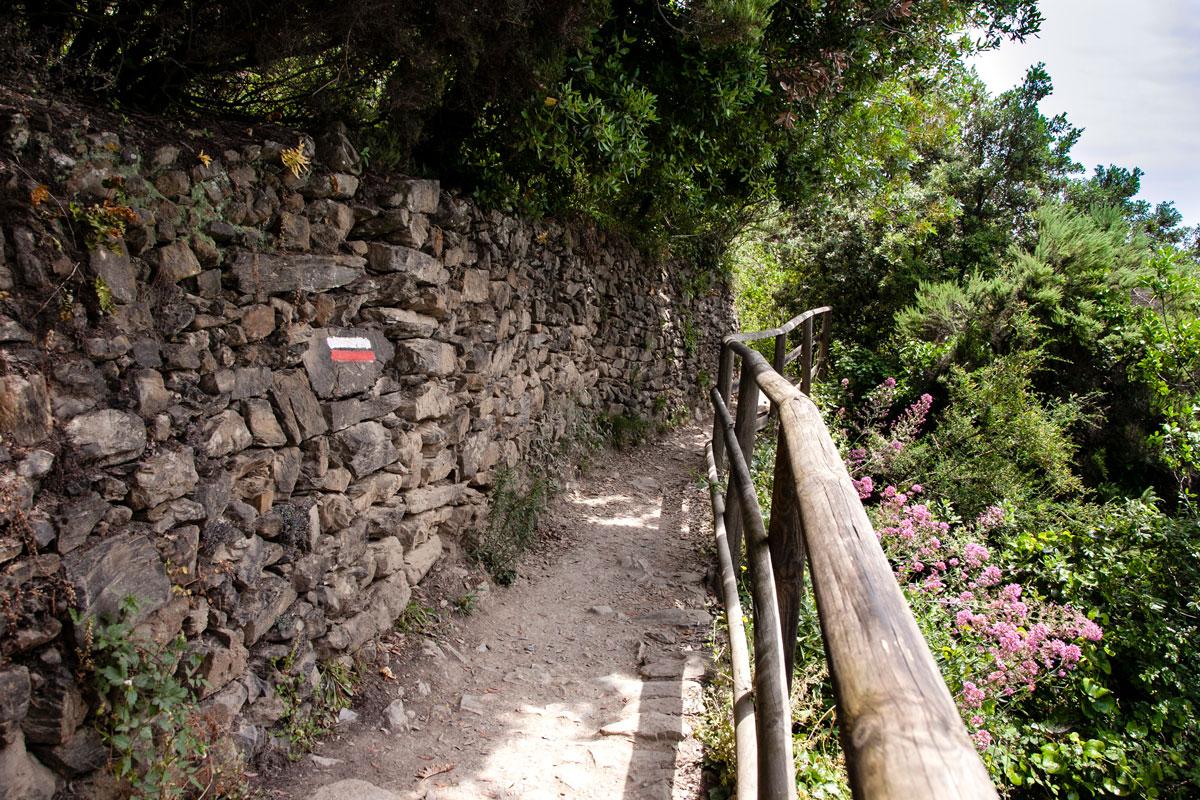 Sentiero Azzurro del Parco Nazionale delle Cinque Terre