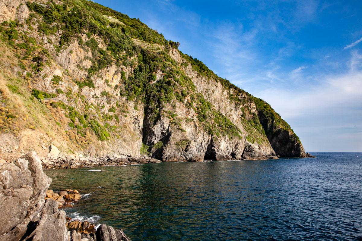Spiaggia di Riomaggiore - Cinque Terre