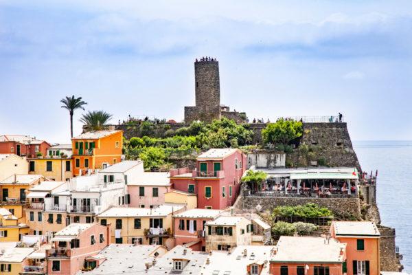 Torre di Vernazza nel Castello Doria