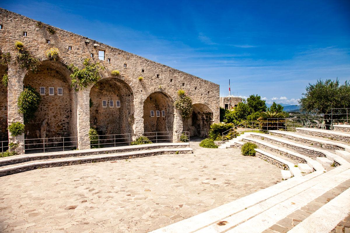 Anfiteatro nel Castello Doria - Portovenere - Liguria