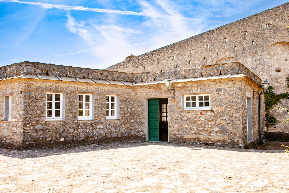 Casa del Capitano - Dentro al Castello Doria