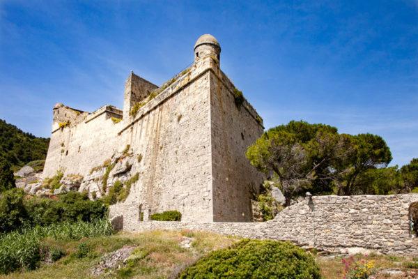 Castello Doria di Portovenere