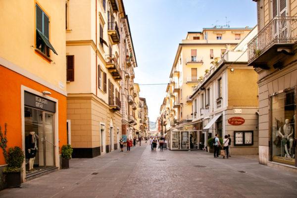 Corso Cavour - Centro Storico