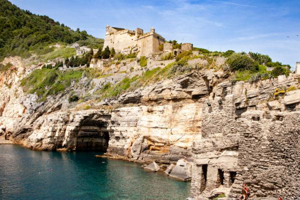Cosa Vedere a Portovenere - Grotta Arpaia