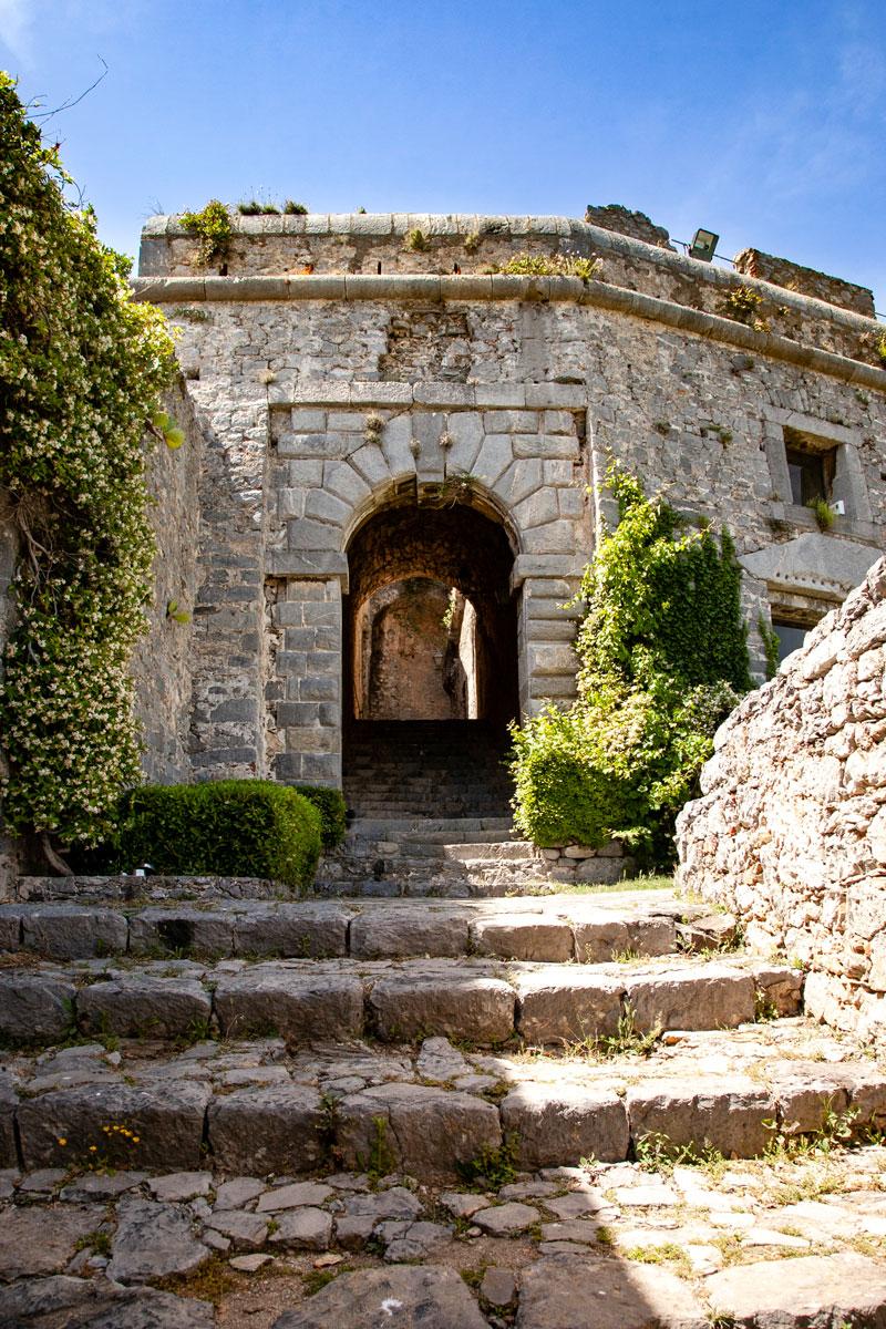 Ingresso al Castello Doria