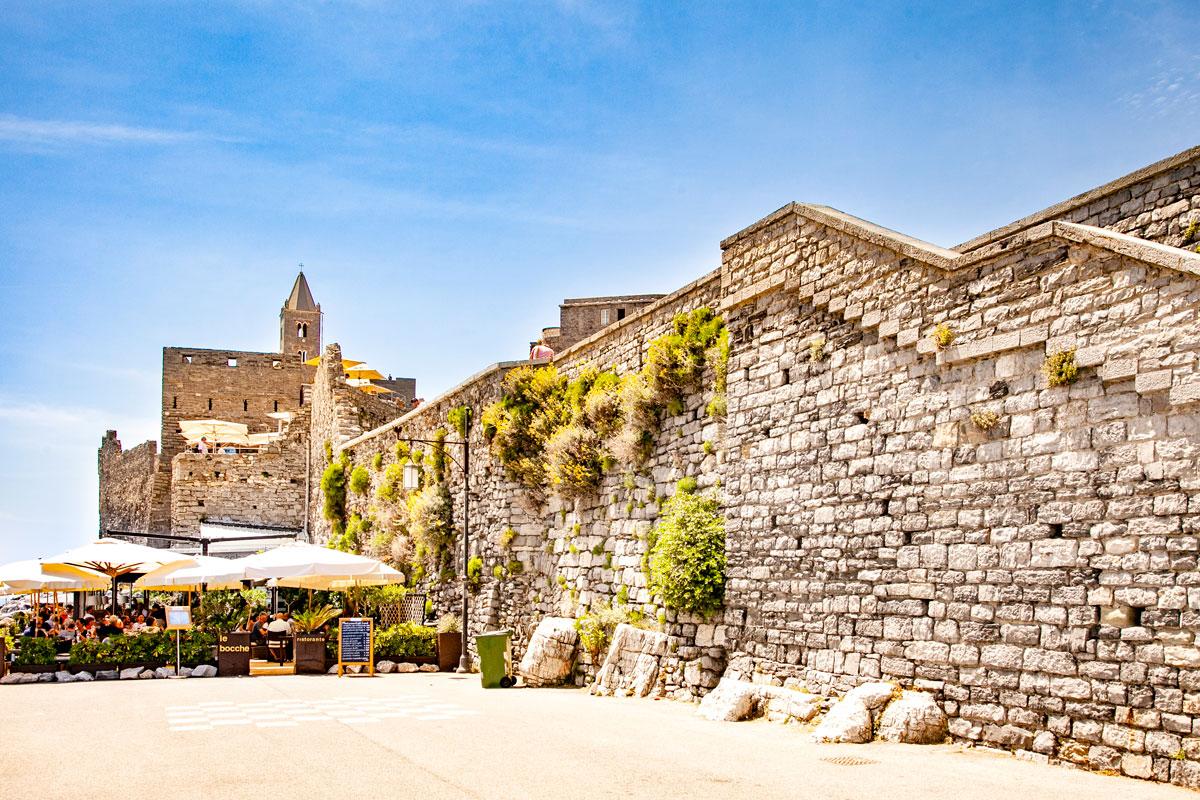Le Mura Antiche di Spiazzo Palanzani