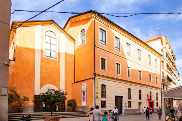 Museo Lia nel convento di San Francesco da Paola