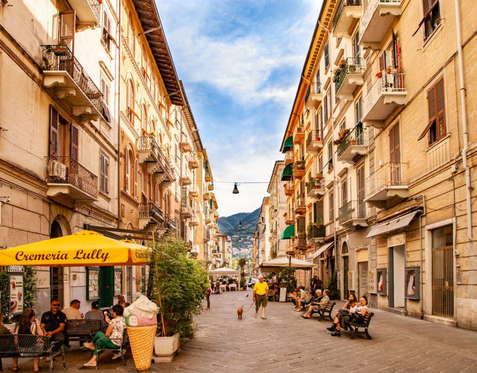 Palazzi Gentilizi e centro storico - Cosa Vedere a La Spezia in un giorno