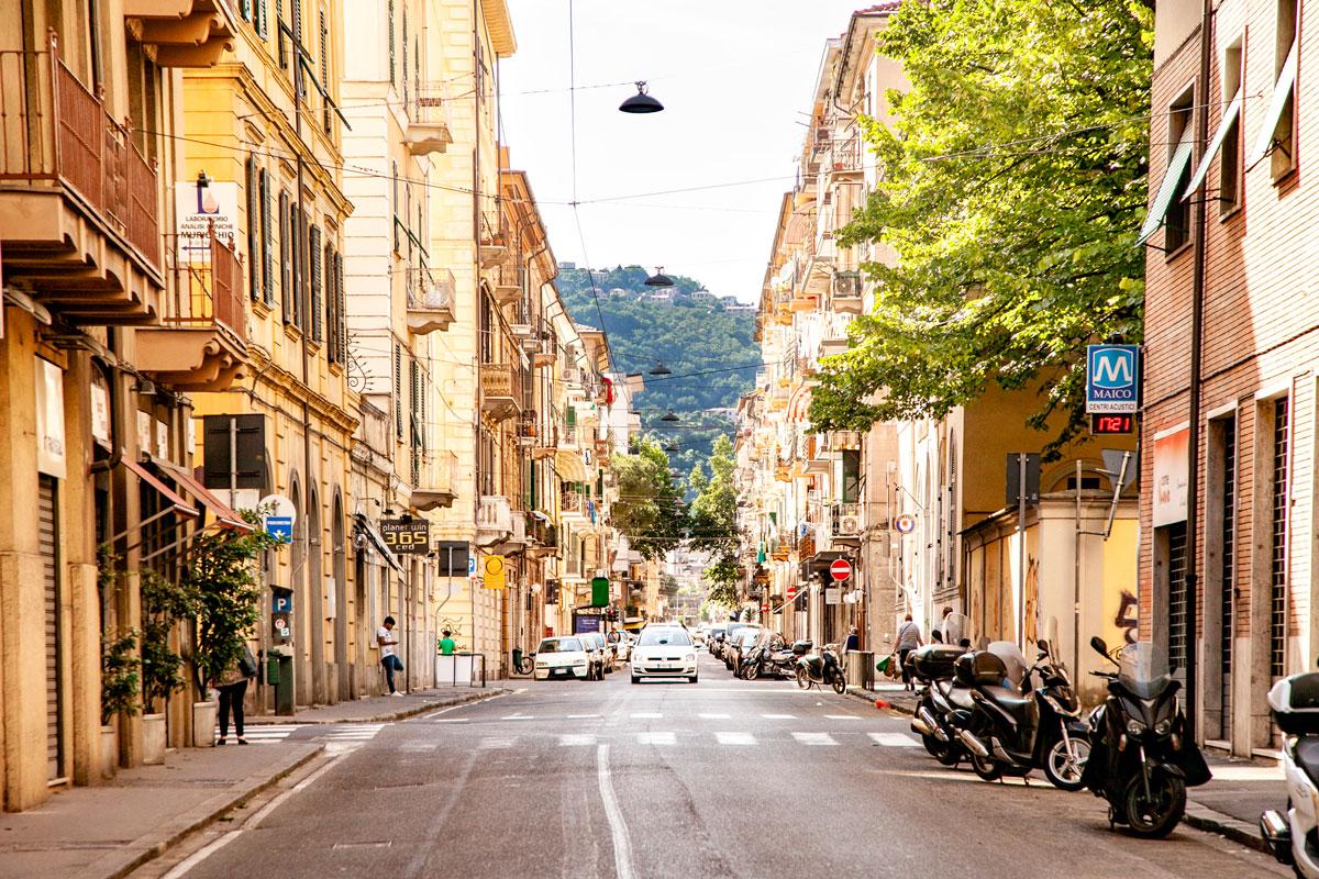 Palazzi Liberty sul Centro Storico di La Spezia